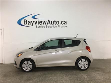 2018 Chevrolet Spark LS Manual (Stk: 37698WA) in Belleville - Image 1 of 25