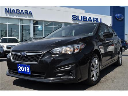 2019 Subaru Impreza Convenience (Stk: Z1882) in St.Catharines - Image 1 of 14