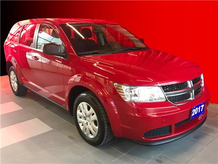 2017 Dodge Journey CVP/SE (Stk: K21028B) in Listowel - Image 1 of 17
