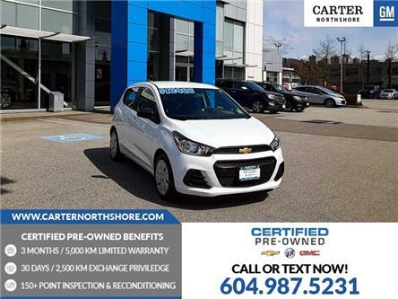 2018 Chevrolet Spark LS CVT (Stk: 1K31421) in North Vancouver - Image 1 of 26