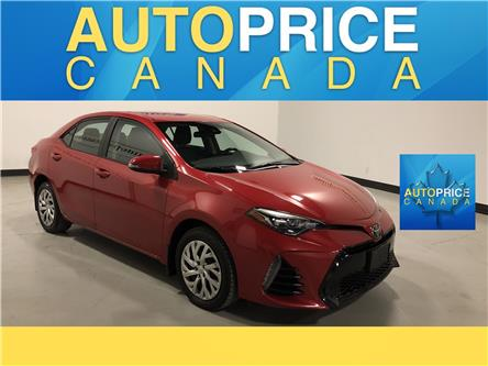 2019 Toyota Corolla SE (Stk: A2104) in Mississauga - Image 1 of 27