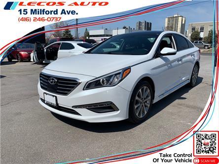 2017 Hyundai Sonata Limited (Stk: -) in Toronto - Image 1 of 27