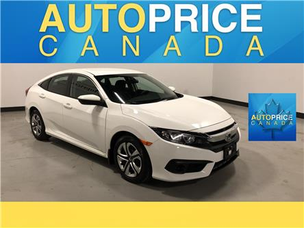 2018 Honda Civic LX (Stk: A2108) in Mississauga - Image 1 of 26