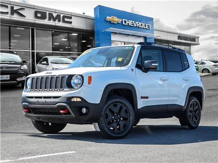 2018 Jeep Renegade Trailhawk (Stk: R10471B) in Ottawa - Image 1 of 27