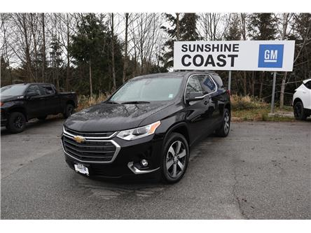 2021 Chevrolet Traverse LT True North (Stk: TM176278) in Sechelt - Image 1 of 24