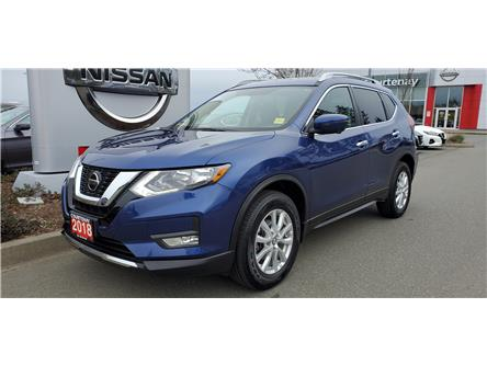 2018 Nissan Rogue SV (Stk: U0175) in Courtenay - Image 1 of 9