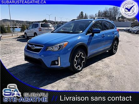 2017 Subaru Crosstrek Sport (Stk: A3397) in Sainte-Agathe-des-Monts - Image 1 of 19