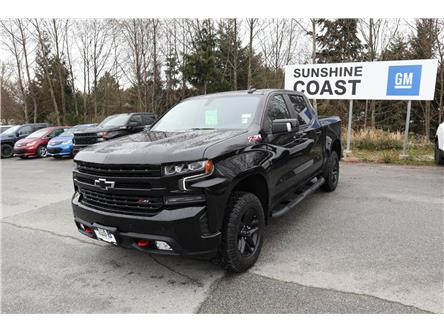 2020 Chevrolet Silverado 1500 LT Trail Boss (Stk: SC0228) in Sechelt - Image 1 of 21