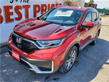 2020 Honda CR-V Touring (Stk: 21-172) in Oshawa - Image 1 of 17