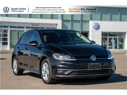 2018 Volkswagen Golf 1.8 TSI Comfortline (Stk: U6702) in Calgary - Image 1 of 39