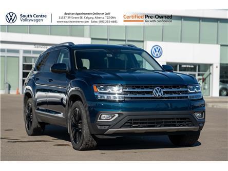 2019 Volkswagen Atlas 3.6 FSI Execline (Stk: 10108A) in Calgary - Image 1 of 47