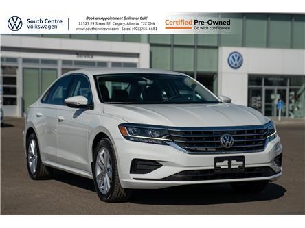 2020 Volkswagen Passat Highline (Stk: U6700) in Calgary - Image 1 of 40