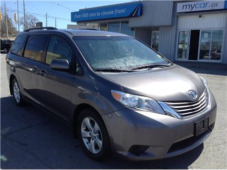 2017 Toyota Sienna LE 8 Passenger (Stk: 210295) in Kingston - Image 1 of 23