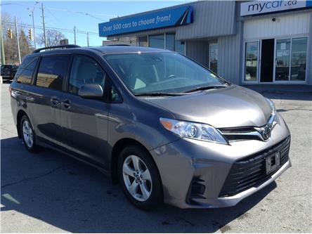 2018 Toyota Sienna  (Stk: 210294) in Kingston - Image 1 of 21