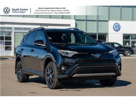 2018 Toyota RAV4 SE (Stk: 10188A) in Calgary - Image 1 of 39