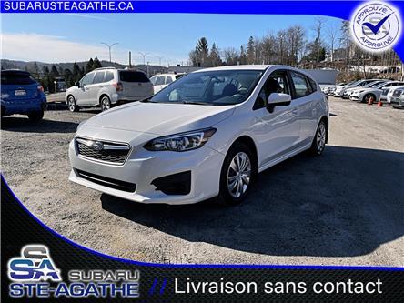 2018 Subaru Impreza Convenience (Stk: A3399) in Sainte-Agathe-des-Monts - Image 1 of 16