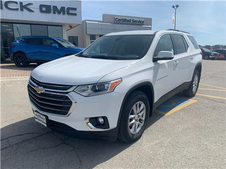 2021 Chevrolet Traverse LT Cloth (Stk: 47925) in Strathroy - Image 1 of 8
