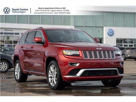 2015 Jeep Grand Cherokee Summit (Stk: 00111A) in Calgary - Image 1 of 48