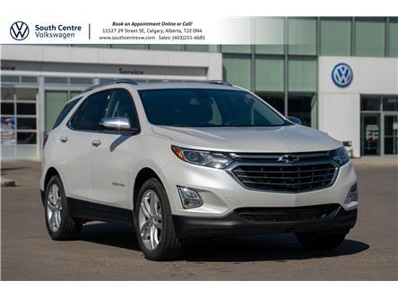 2018 Chevrolet Equinox Premier (Stk: 10237A) in Calgary - Image 1 of 41