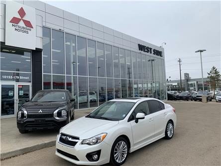 2014 Subaru Impreza 2.0i Sport Package (Stk: 22611A) in Edmonton - Image 1 of 22