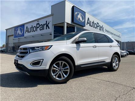 2017 Ford Edge SEL (Stk: 17-05843MB) in Barrie - Image 1 of 29