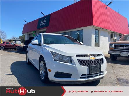 2012 Chevrolet Cruze ECO (Stk: ) in Cobourg - Image 1 of 21