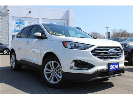 2020 Ford Edge SEL (Stk: 200840) in Hamilton - Image 1 of 25