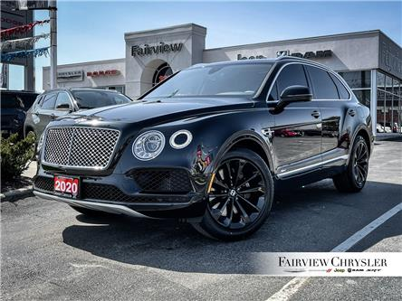 2020 Bentley Bentayga Hybrid AWD (Stk: SJAAJ2) in Burlington - Image 1 of 28