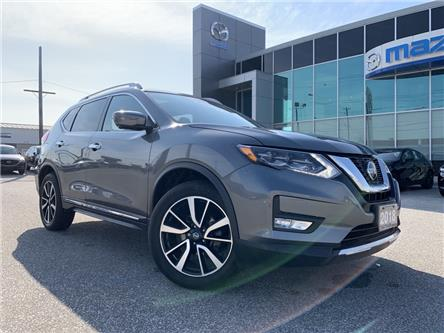 2018 Nissan Rogue SL (Stk: UM2599) in Chatham - Image 1 of 22