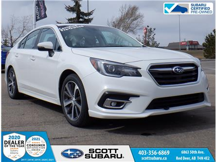 2019 Subaru Legacy 2.5i Limited w/EyeSight Package (Stk: SS0392) in Red Deer - Image 1 of 42