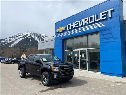 2021 GMC Canyon AT4 w/Leather (Stk: M1214626) in Fernie - Image 1 of 11