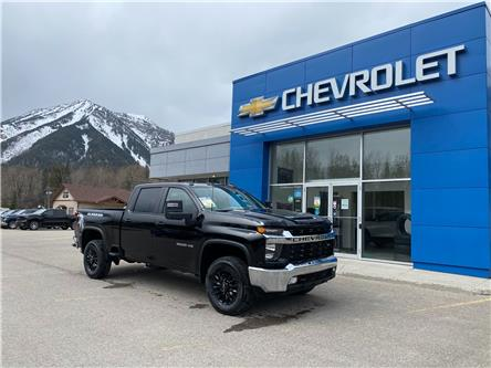 2021 Chevrolet Silverado 3500HD LT (Stk: MF142946) in Fernie - Image 1 of 11