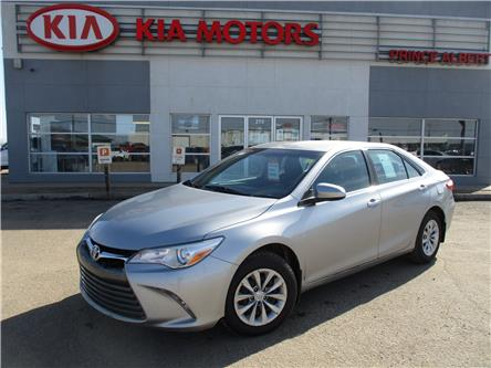 2017 Toyota Camry LE (Stk: 40099A) in Prince Albert - Image 1 of 19