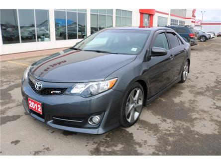 2012 Toyota Camry SE V6 (Stk: U1233) in Fort St. John - Image 1 of 19