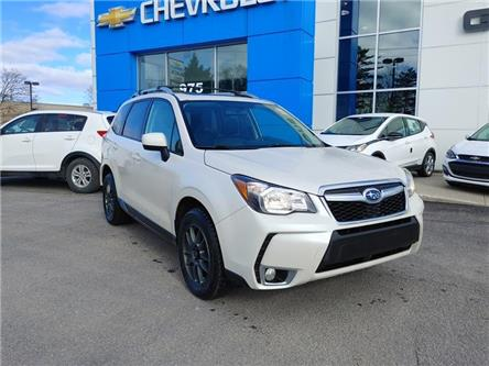 2014 Subaru Forester 2.0XT Touring (Stk: V16581) in Gatineau - Image 1 of 4