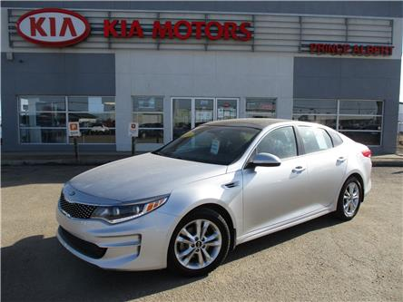 2018 Kia Optima EX (Stk: 41078A) in Prince Albert - Image 1 of 21
