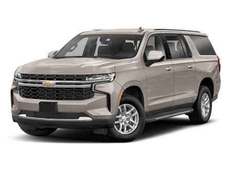 2021 Chevrolet Suburban LT (Stk: 21107) in STETTLER - Image 1 of 9