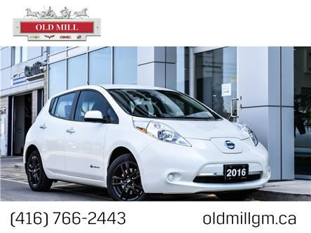 2016 Nissan LEAF S (Stk: 300769U) in Toronto - Image 1 of 28