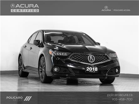 2018 Acura TLX Elite A-Spec (Stk: 800454P) in Brampton - Image 1 of 30
