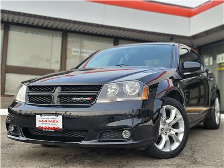 2014 Dodge Avenger R/T (Stk: 2103079) in Waterloo - Image 1 of 23