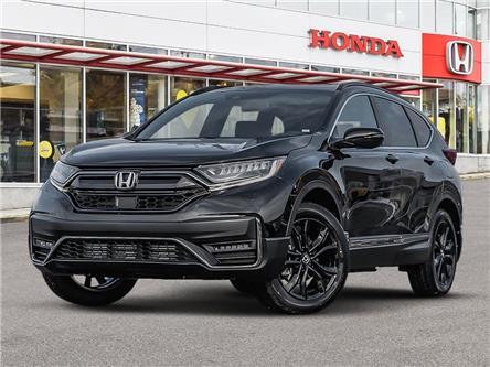 2021 Honda CR-V Black Edition (Stk: 2M11600) in Vancouver - Image 1 of 23