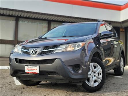 2015 Toyota RAV4 LE (Stk: 2103073) in Waterloo - Image 1 of 20