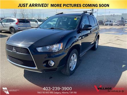 2013 Mitsubishi Outlander LS (Stk: PL0294A) in Calgary - Image 1 of 3
