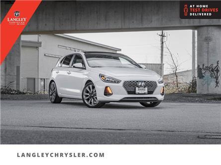 2018 Hyundai Elantra GT Sport Ultimate (Stk: M566819A) in Surrey - Image 1 of 25