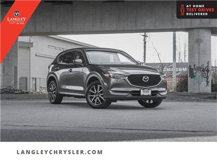 2017 Mazda CX-5 GT (Stk: M687663A) in Surrey - Image 1 of 23