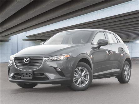 2021 Mazda CX-3 GS (Stk: 21-0492) in Mississauga - Image 1 of 23