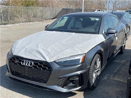 2021 Audi S5 3.0T Progressiv (Stk: 210359) in Toronto - Image 1 of 5