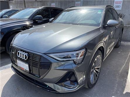 2021 Audi e-tron 55 Progressiv (Stk: 210550) in Toronto - Image 1 of 5