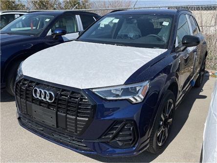 2021 Audi Q3 45 Progressiv (Stk: 210623) in Toronto - Image 1 of 5