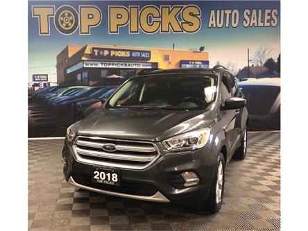 2018 Ford Escape SEL (Stk: C80516) in NORTH BAY - Image 1 of 27